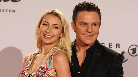 Stefan Mross und Anna-Carina Woitschack - Foto: imago