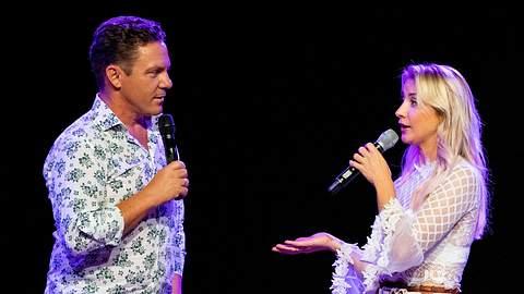 Stefan Mross und Anna-Carina - Foto: imago