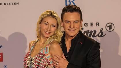 Stefan Mross & Anna-Carina - Foto: Imago