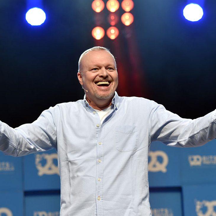 Stefan Raab: Mega TV-Comeback!