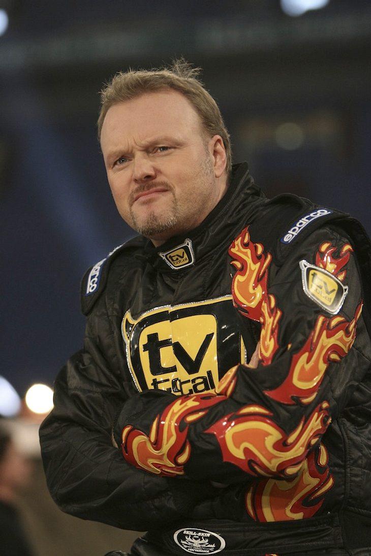 """Stefan Raab: """"Stock Car Crash Challenge"""" verabschiedet sich mit Tiefstwerten"""