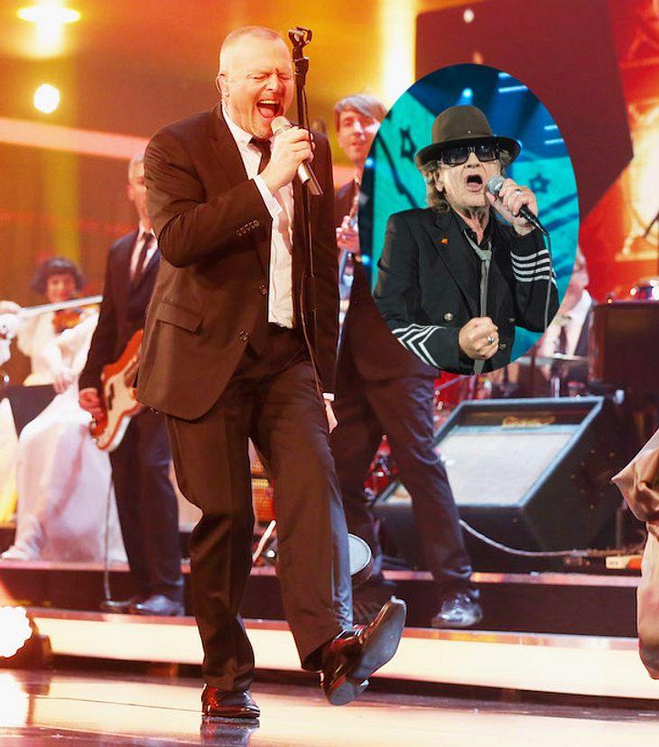 Überraschungs-Auftritt: Stefan Raab rockt mit Udo Lindenberg
