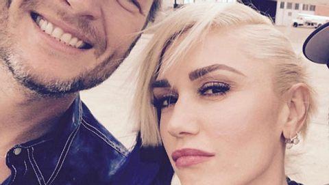 Gewn Stefani und Blake Shelton - Foto: Instagram / Gwen Stefani
