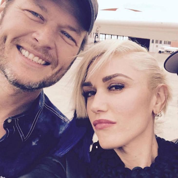 Gwen Stefani und Blake Shelton sind offiziell ein Paar!
