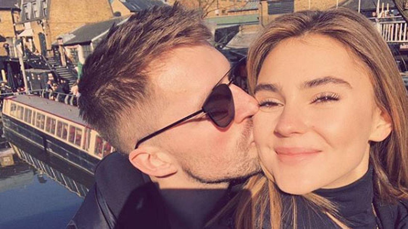 Stefanie Giesinger und Freund Marcus: Süße Hochzeits-News