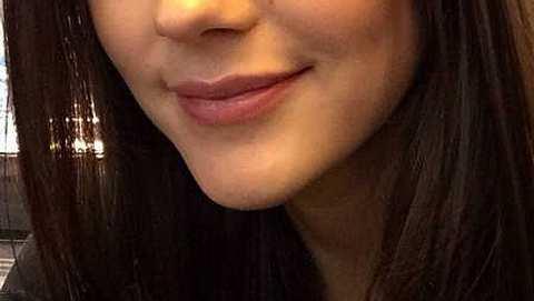 Stefanie Giesinger hat die Haare gefärbt. - Foto: Facebook / Stefanie Giesinger