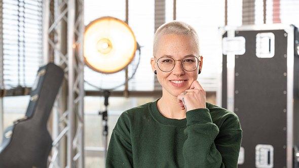 Stefanie Heinzmann ist glücklich mit ihrem Freund - Foto:  TVNOW / Markus Hertrich