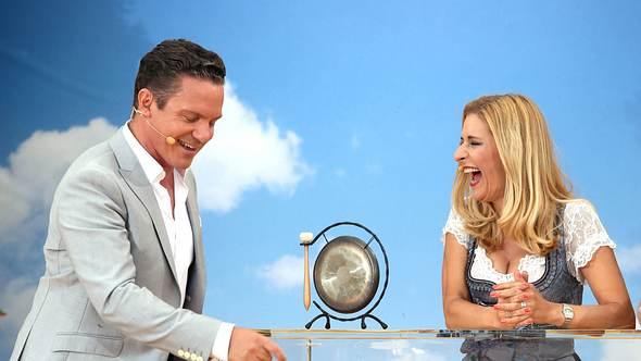 Stefanie Hertel und Stefan Mross - Foto: imago
