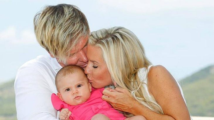 Steffen Jerkel und Familie