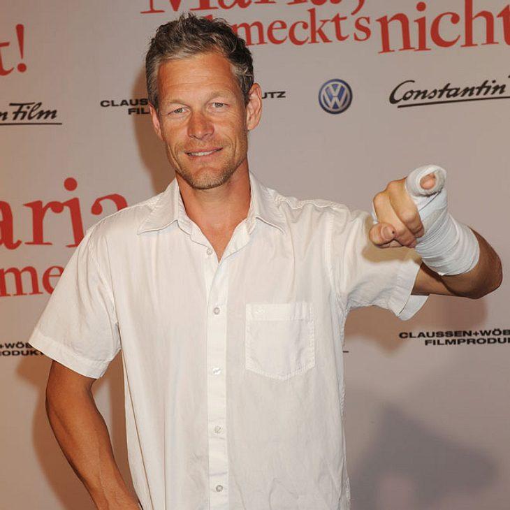 Schauspieler Steffen Wink überlebt Flugzeugabsturz
