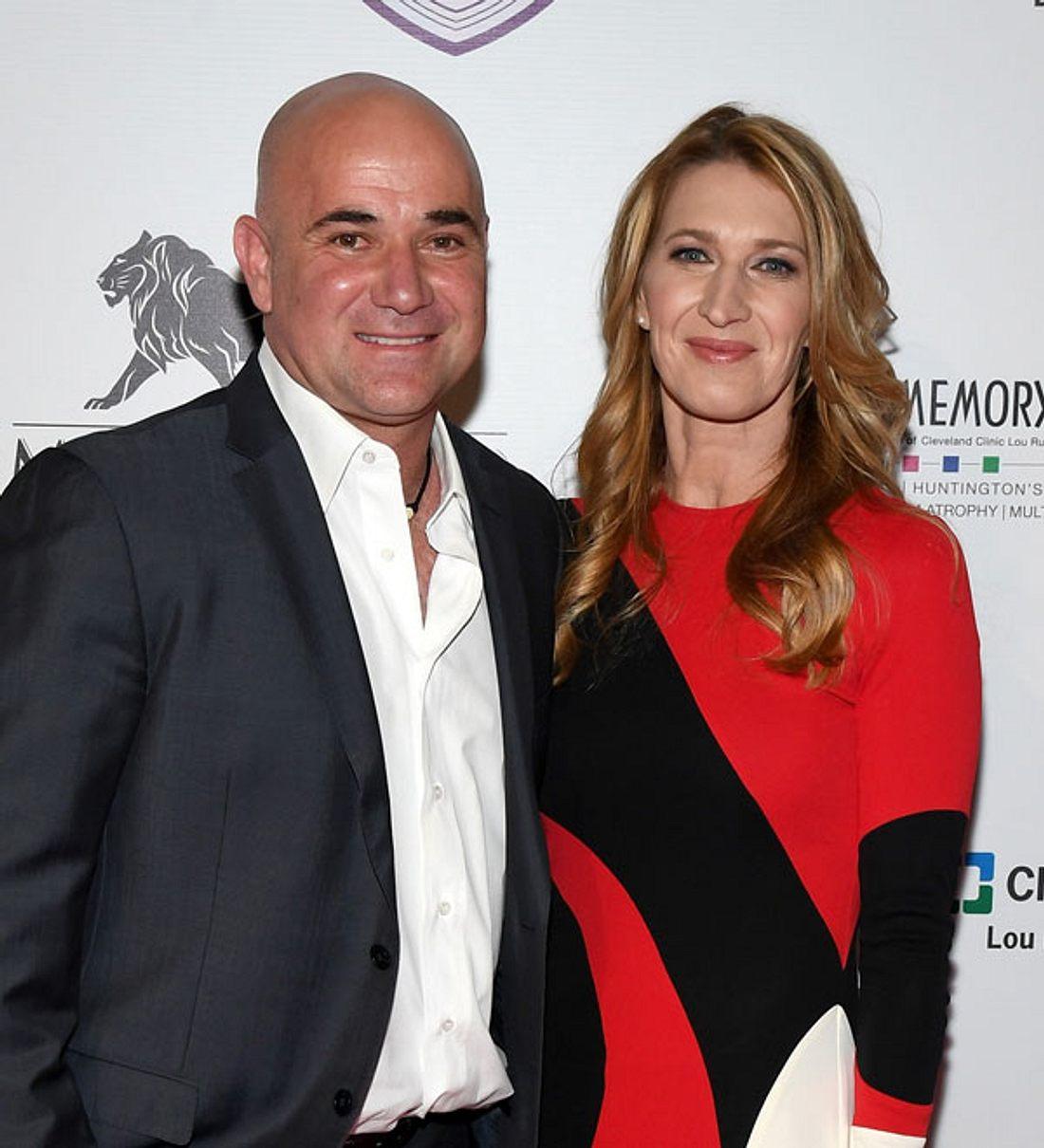 Steffi Graf und Andre Agassi: So ähnlich sind ihnen ihre Kinder