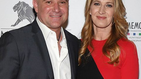 Steffi Graf Andre Agassi - Foto: Getty Images