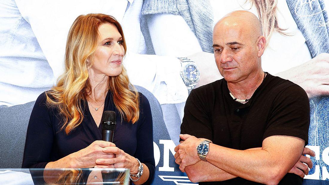 Steffi Graf und Andre Agassi: Mutiges Geständnis!