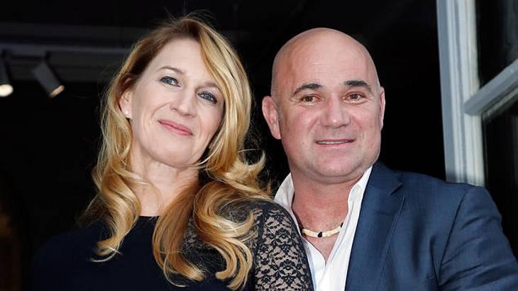 Ist Steffi Grafs Ehe in Gefahr?
