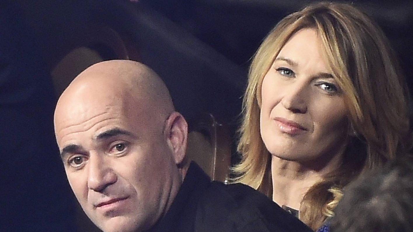Steffi Graf Und Andre Agassi Trennung Das Paar Halt Es Nicht Mehr Miteinander Aus Intouch