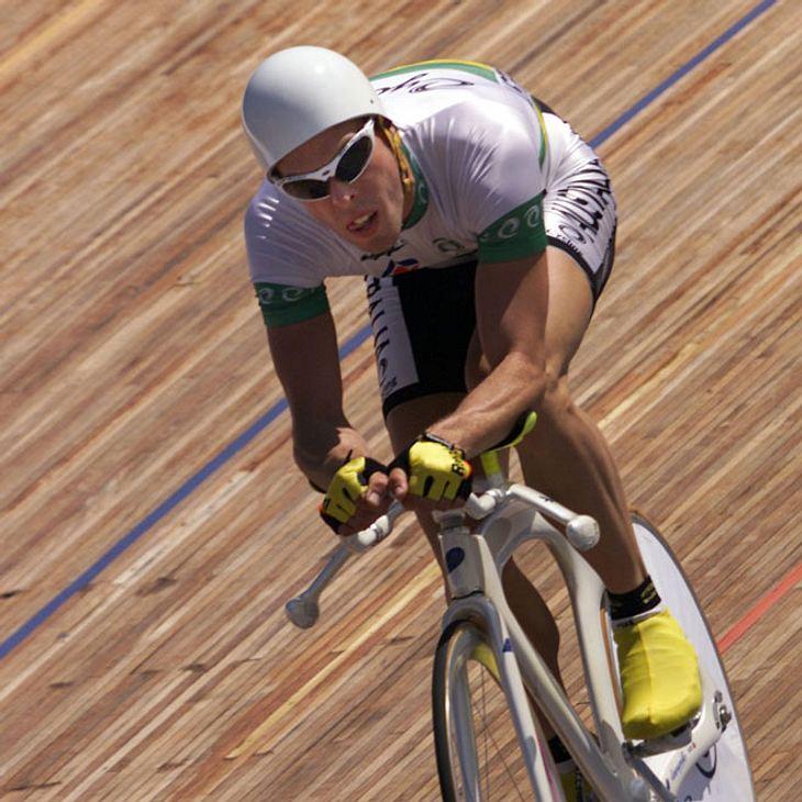 Bahnrad-Olympiasieger Stephen Wooldridge ist tot