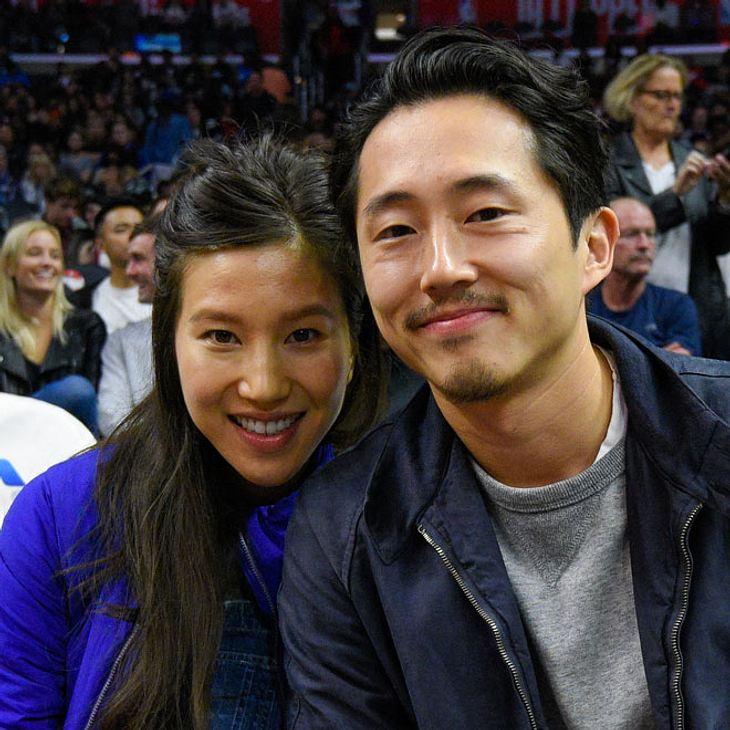 """Steven Yeun von """"The Walking Dead"""" ist Vater geworden"""