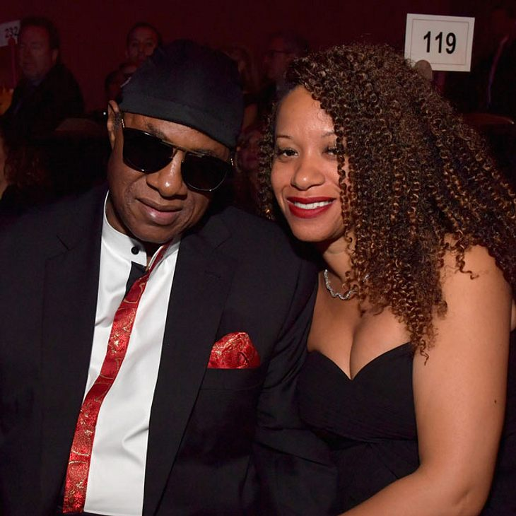 Stevie Wonder hat geheiratet