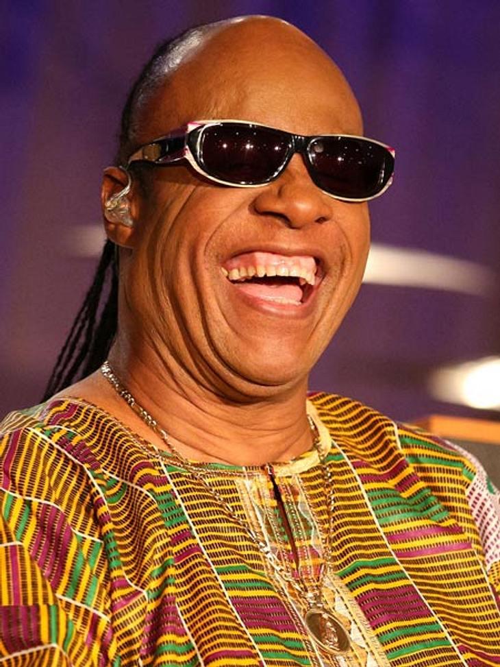 Stevie Wonder wird wieder Vater