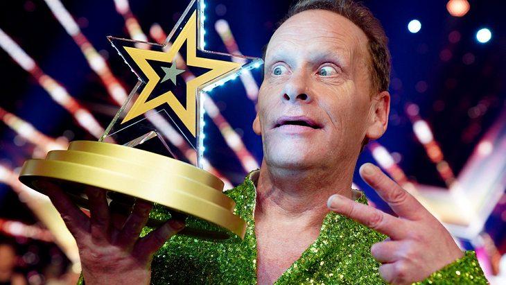 """""""Das Supertalent"""": Stevie Starr ist der Sieger 2018"""