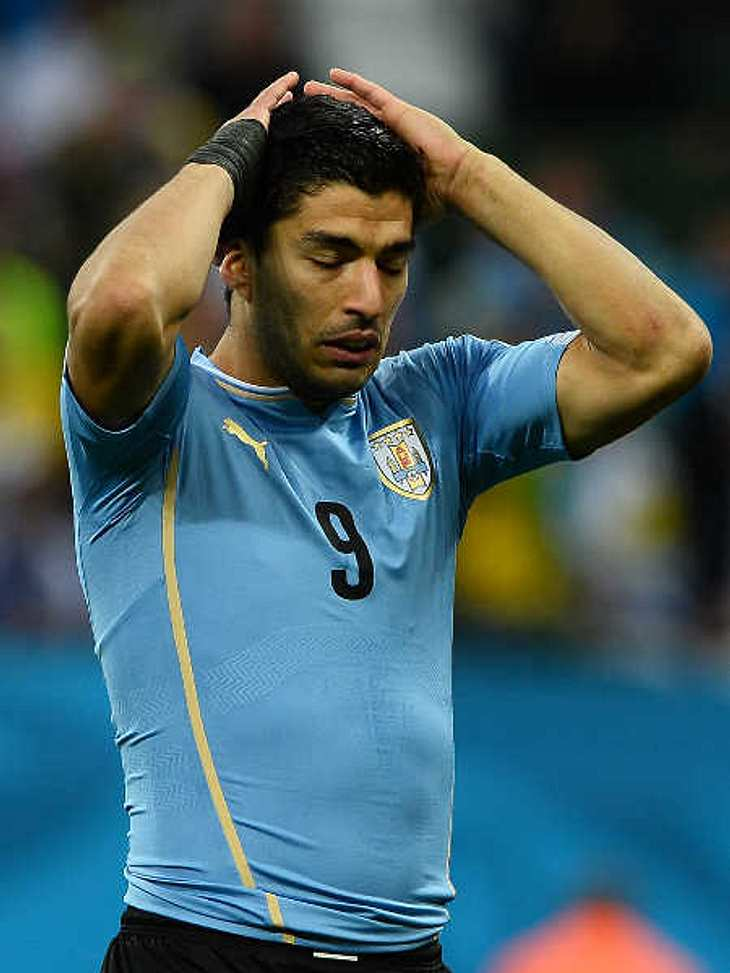 Die FIFA hat ein Verfahren gegen Suarez eröffnet.