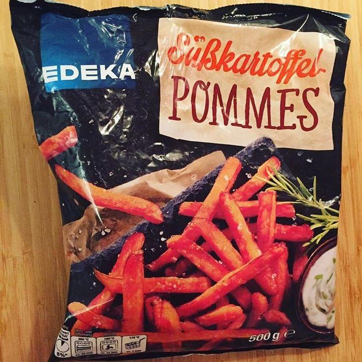 Edeka überrascht mit Süßkartoffel-Pommes!