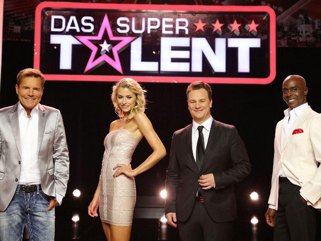 RTL wehrt sich gegen Supertalent-Verbot