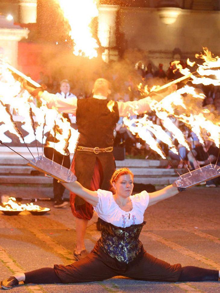 Supertalent 2013: Eine heiße Show