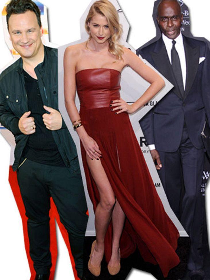 """Die Fashion-Experten in der """"Supertalent""""-Jury"""