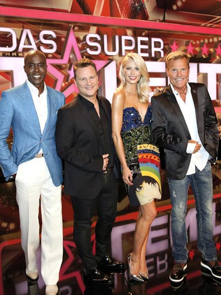 """""""Das Supertalent"""" auf Quoten-Sinkflug"""