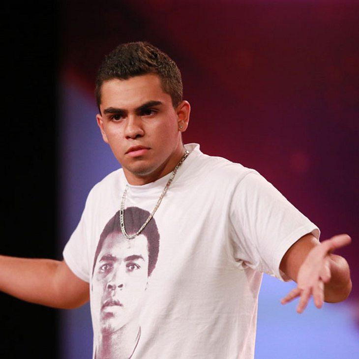 """Aggro-Rapper Ali droht der """"Supertalent""""-Jury"""