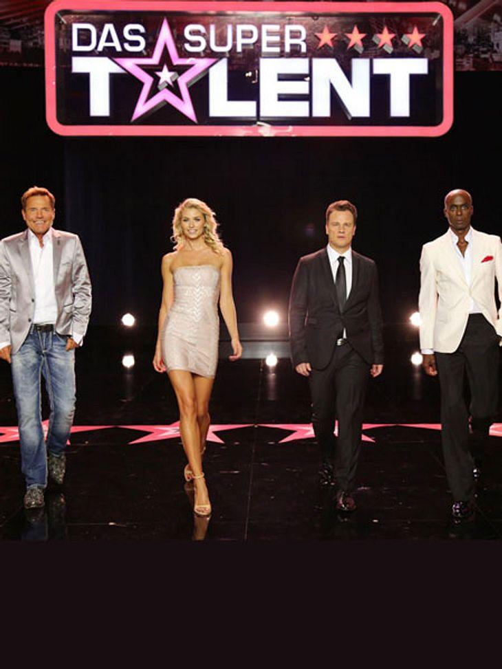 Die Finalisten der diesjährigen Supertalent-Staffel stehen fest