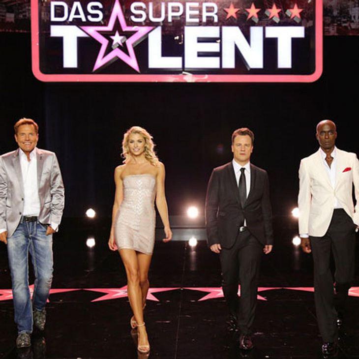 Supertalent 2013: Die Jury hat sich ganz doll lieb
