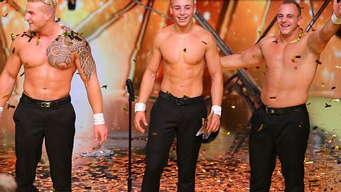 Das Supertalent: Kandidat René Scholl hat einen Hirntumor - Foto: RTL / Stefan Gregorowius