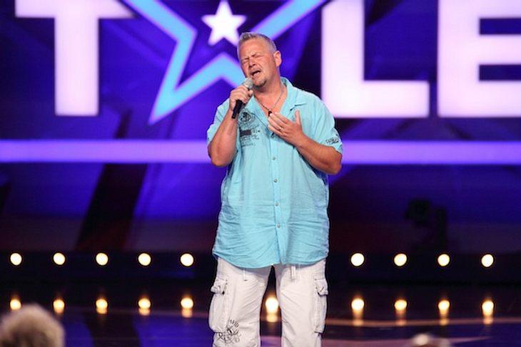 Das Supertalent: Manuels Stimme sorgte bei der Jury für Gefühlsausbrüche