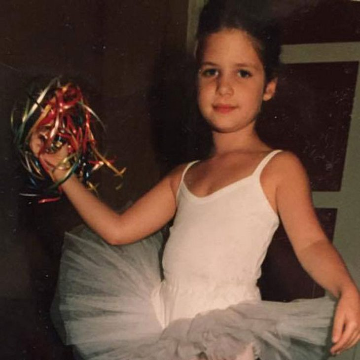 Susan Sideropoulos Kinderfoto