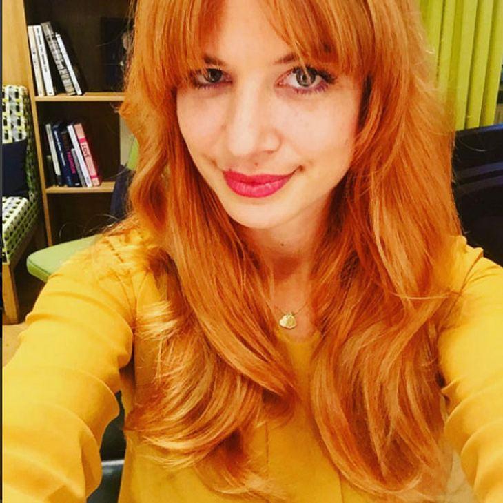 Susan Sideropoulos: Bye, bye blond!