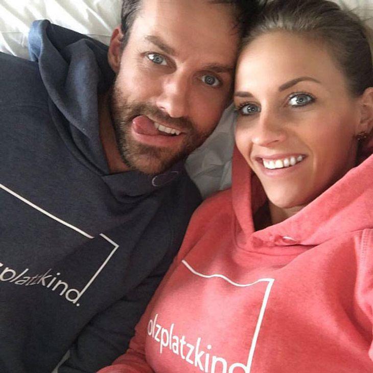 Sven Hannawald und Melissa Thiem haben geheiratet