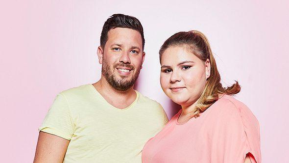 Sylvana Wollny und Florian Köster - Foto: RTLzwei