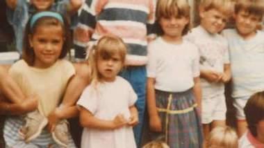 So süß war sie als kleines Mädchen