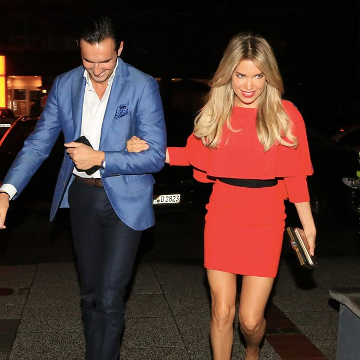 Sylvie Meis Charbel Aouad