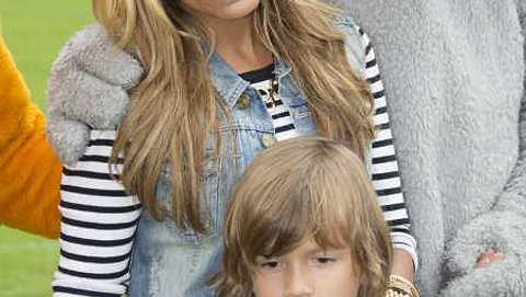 Sylvie Meis möchte sich alleine um Damian kümmern. - Foto: WENN.com