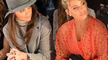 Sylvie Meis neben Katie Holmes. - Foto: WENN.com