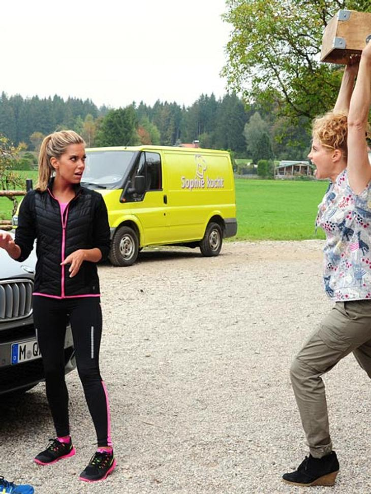 """Sylvie Meis spielt im neuen ARD-Film """"Sophie kocht"""" mit"""