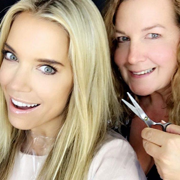 Sylvie Meis gönnt sich eine neue Frisur