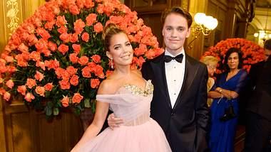 Sylvie Meis und Niclas Castello vor der Hochzeit - Foto: Imago
