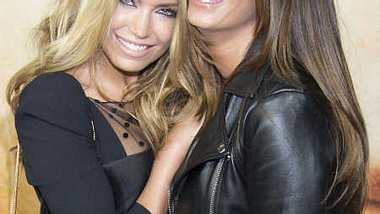 Sylvie Meis und Sabia Boulahrouz haben sich getroffen. - Foto: WENN.com