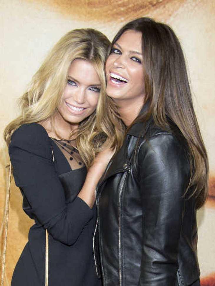 Sylvie Meis und Sabia Boulahrouz haben sich getroffen.