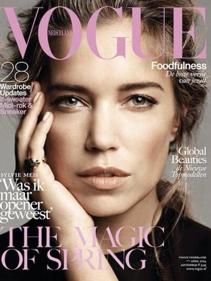 Sylvie Meis ziert das Vogue-Cover