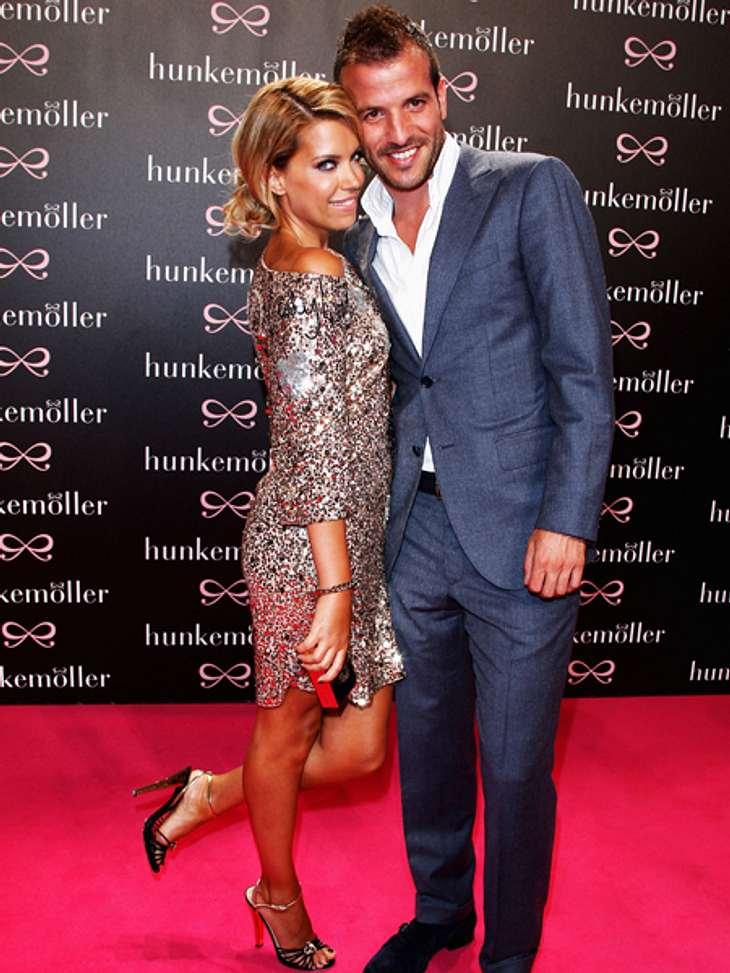 Die Ehe von Sylvie und Rafael van der Vaart ist kaputt.